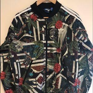 Adidas Womens Tracksuit Jacket L
